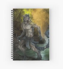 Search and Destroy Spiral Notebook