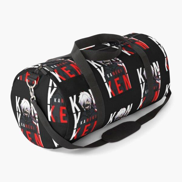 Kaneki Ken Typography Duffle Bag