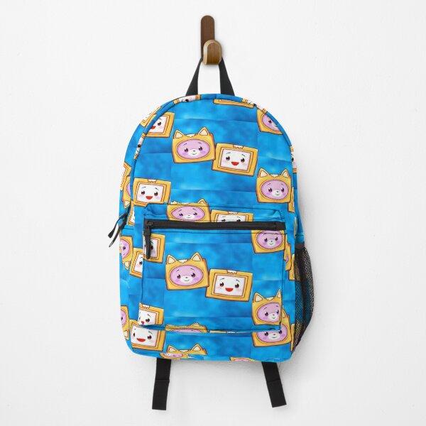 Boxy and foxy, lankybox Backpack