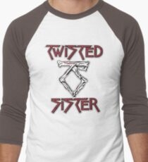 TWISTED SISTER STAY HUNGRY Men's Baseball ¾ T-Shirt