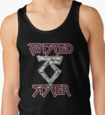 TWISTED SISTER STAY HUNGRY Tank Top