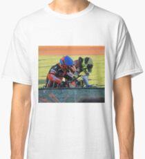 Riders at gates Classic T-Shirt