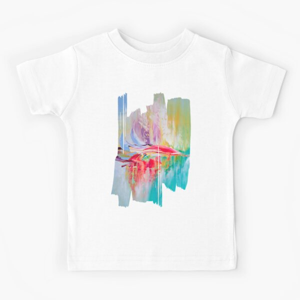Printemps boreal 5 T-shirt enfant