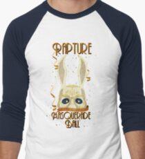 Rapture Masquerade Ball 1959 Men's Baseball ¾ T-Shirt