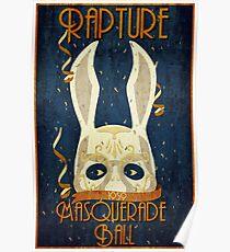 Rapture Masquerade Ball 1959 Poster