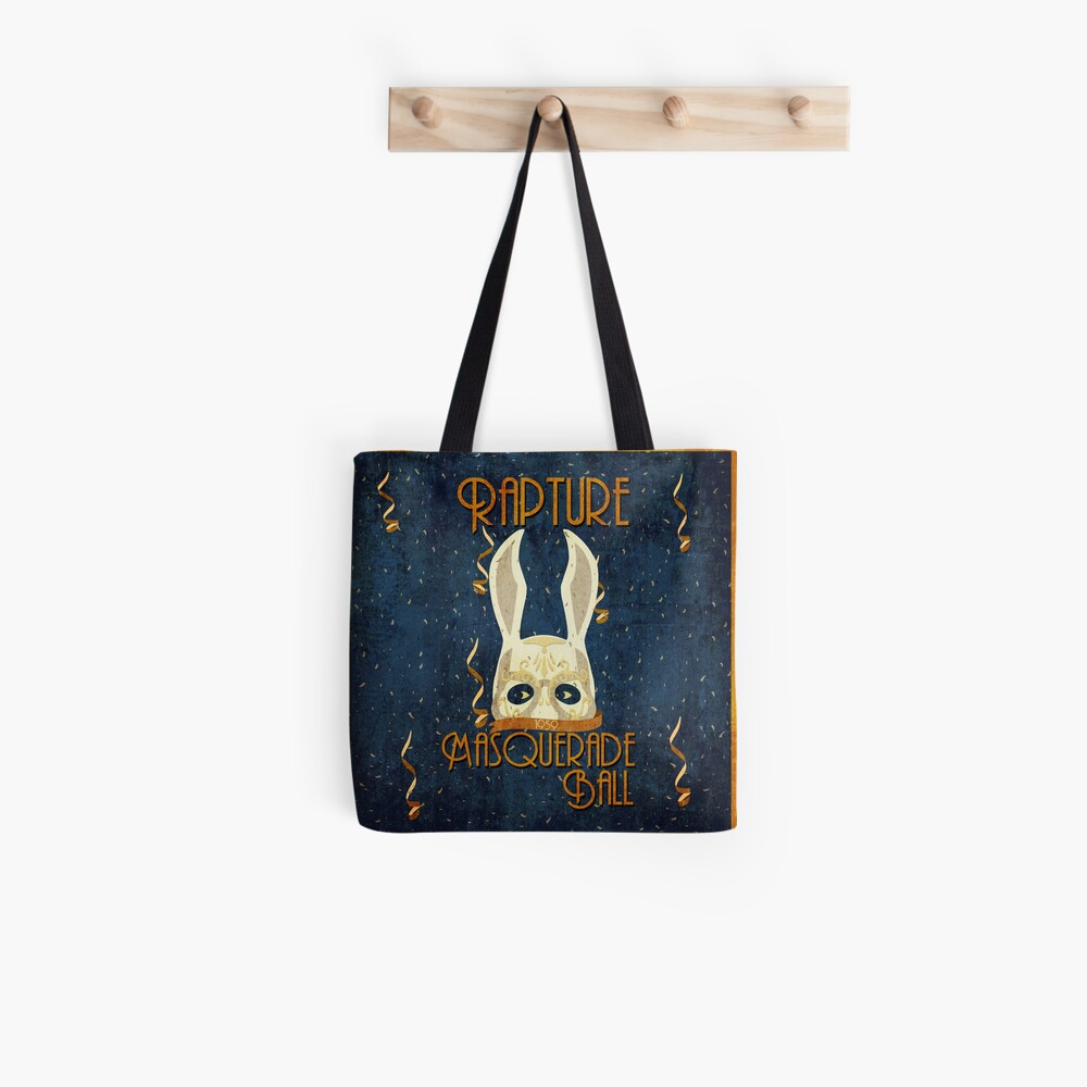 Rapture Masquerade Ball 1959 Tote Bag