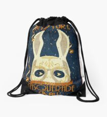 Rapture Masquerade Ball 1959 Drawstring Bag