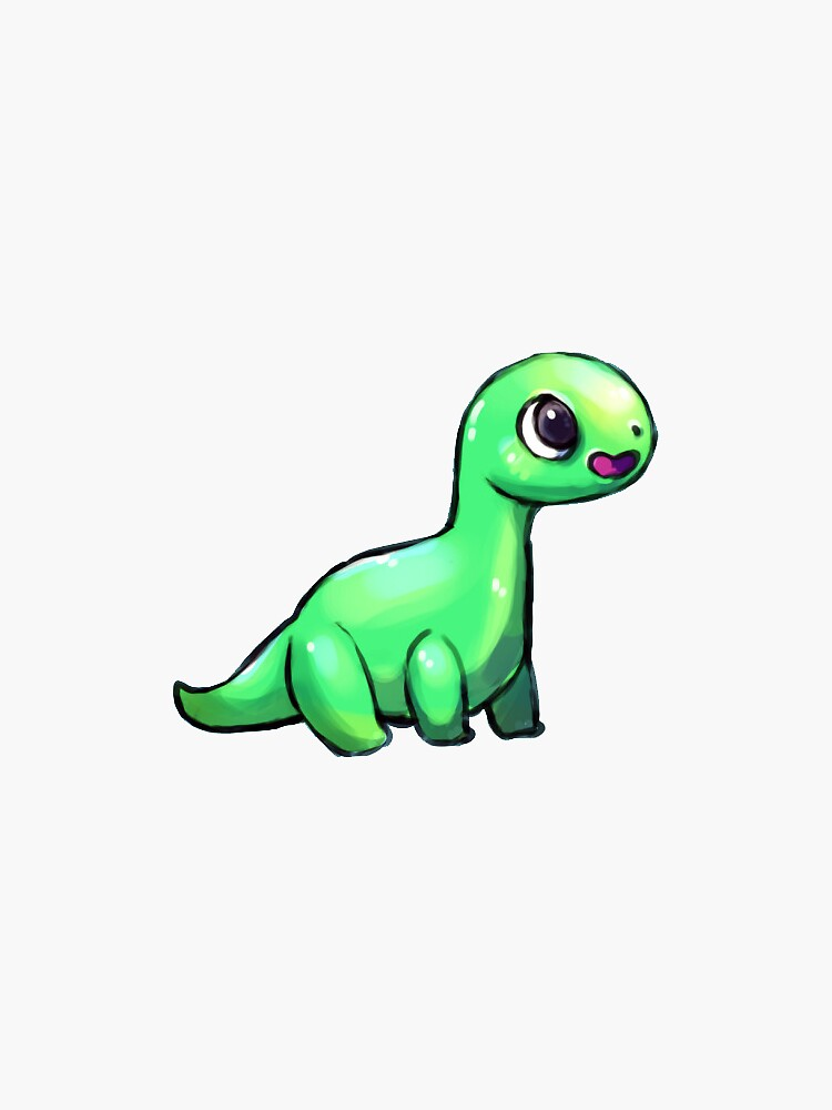 Tiny Dino by seasofstars