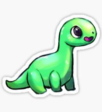Tiny Dino Sticker