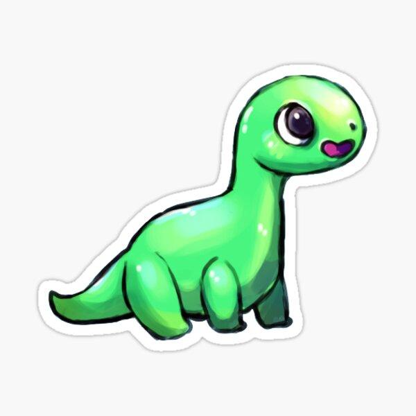 Tiny Dino Sticker