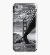 San Francisco - Golden Gate Bridge iPhone Case/Skin