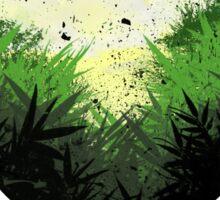 Grassy Knoll Sticker