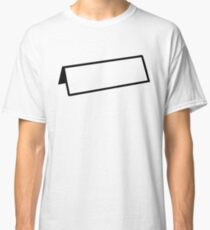 Name tag Classic T-Shirt