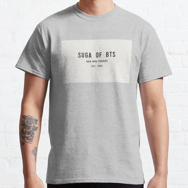 BTS SUGA FEAR OF GOD Classic T-Shirt