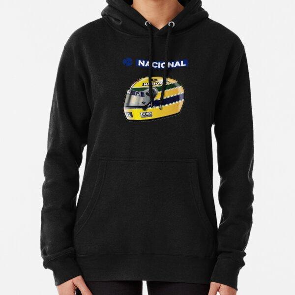 Senna Nacional classic design Pullover Hoodie