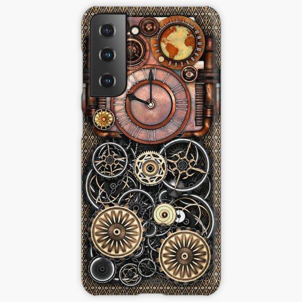 Coque et skin adhésive Samsung Galaxy « Cas de téléphone Steampunk ...