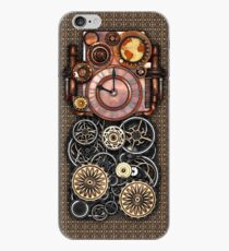 Infernal Steampunk Timepiece #2 Vintage Steampunk phone cases iPhone Case