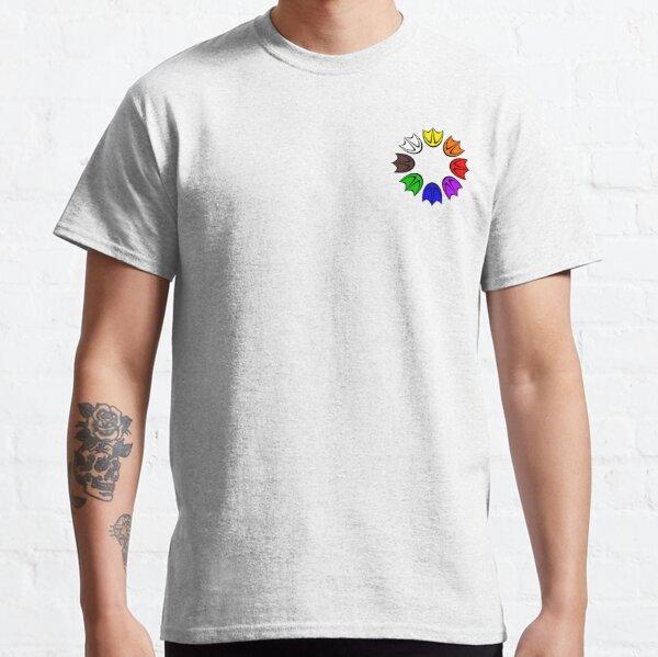 Dux Around the Rainbow Classic T-Shirt