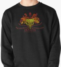 JBAWM Rote Blume Sweatshirt