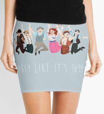 Party Like It's 1899 Mini Skirt