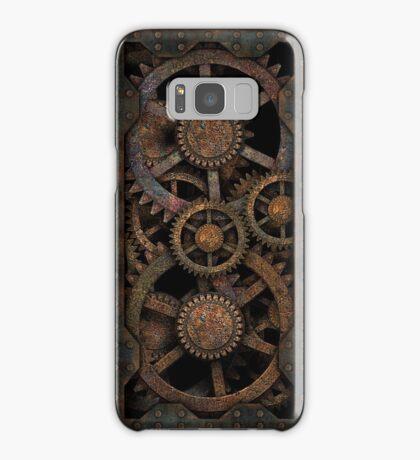 Infernal Steampunk Gears Vintage Steampunk phone cases Samsung Galaxy Case/Skin