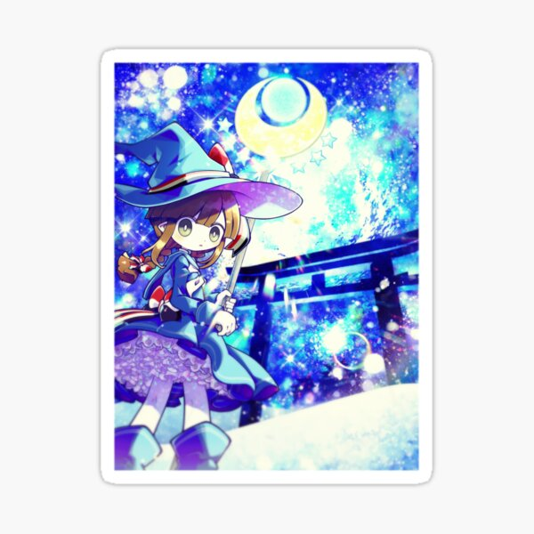 Wadanohara and the Great Blue Sea Sticker