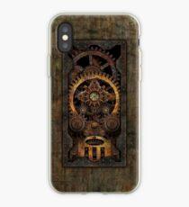 Infernal Steampunk Machine #2C Vintage Steampunk phone cases iPhone Case
