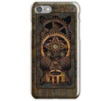 Infernal Steampunk Machine #2C Vintage Steampunk phone cases iPhone Case/Skin