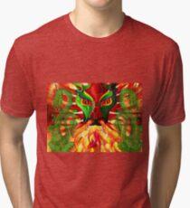 DRAGON FIRE Tri-blend T-Shirt
