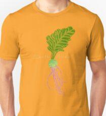 Earth Alien Watermelon Radish Unisex T-Shirt