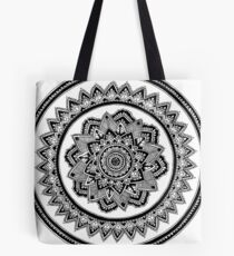 Sophisticated Mandala Tote Bag