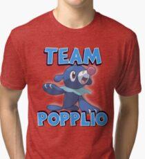 Team Popplio ! Tri-blend T-Shirt