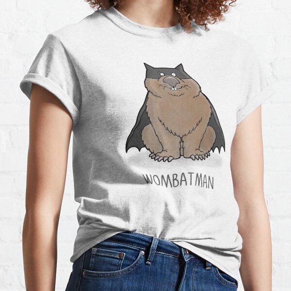 Wombatman Classic T-Shirt