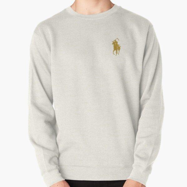 yellow grim reaper polo Pullover Sweatshirt