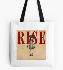Skillet Rise Album Cover Tote Bag