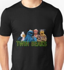 Twin Beaks Unisex T-Shirt