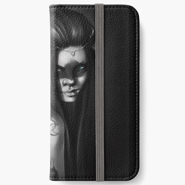 Feather iPhone Wallet