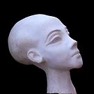 Head of Nefertiti by Lidiya