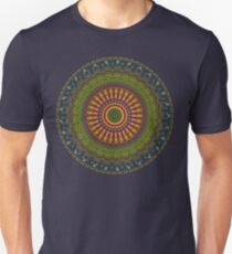 Bright Blessings Mandala  Unisex T-Shirt