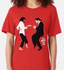 Man kann nie wissen Slim Fit T-Shirt