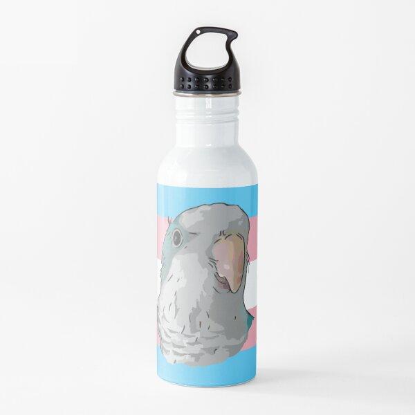 Ori Trans Pride (Quaker parrot) Water Bottle
