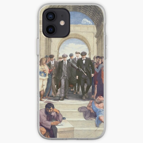 this place is under new management iPhone Soft Case