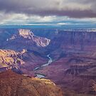 Grand Canyon and Colorado River by Jonicool