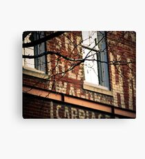 Denver Canvas Print