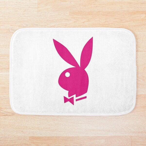 Bunny pink Bath Mat
