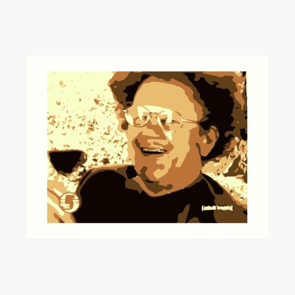 Dr. Steve Brule For Your Wine Art Print