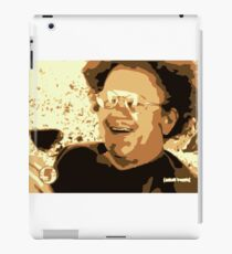 Dr. Steve Brule For Your Wine iPad Case/Skin