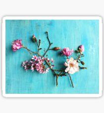 Flowers of Spring Sticker