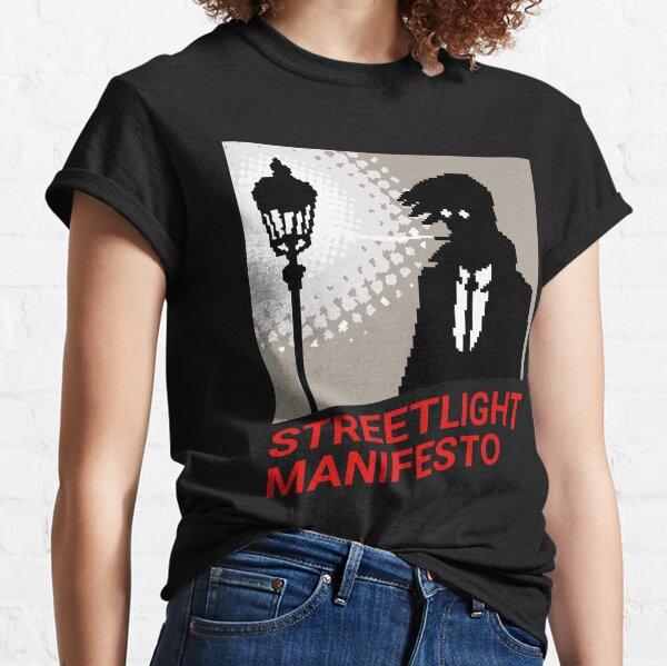 Punk Not Manifesto New Jersey Classic T-Shirt