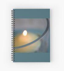 Waxing lyrical ....soft Spiral Notebook